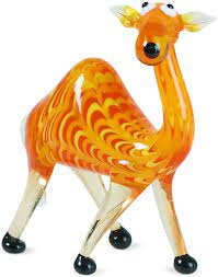 Fitz and Floyd Glass Menagerie Cool Camel: Amazon.ca: Home & Kitchen
