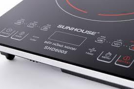 Bếp hồng ngoại Sunhouse SHD6005 - Đen - Shop VnExpress