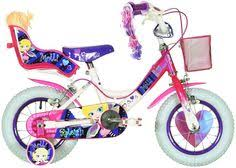 Raleigh Molly Girls Bike comes with a doll carrier on the back, perfect place 15 Best Baby Doll Carrier images | carrier, dolls