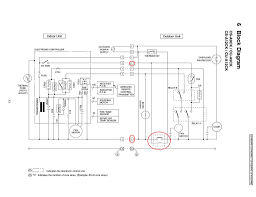 panasonic cs a12ckpg cua12ckp6g from this diagram it is obvious that if voltage is not present between terminal 2 and 5 that compressor relay should not be closed and neutral should not