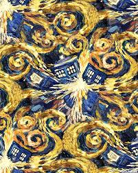 In the timey-wimey world of Doctor Who, van Gogh's last work ... & In the timey-wimey world of Doctor Who, van Gogh's last work depicts an Adamdwight.com