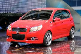 Chevy Aveo 5-door (EU) 2008 photo 28573 pictures at high resolution