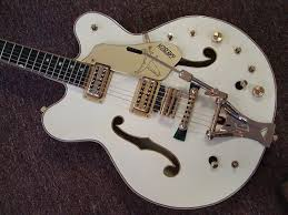 i feel i was first it ray butts on the reverb news a 1967 gretsch white falcon ray butts stereo pickups