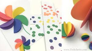 Paper Flower Crafts For Kindergarten 51 Easy Construction Paper Crafts Kid Approved And Amazing