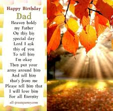 happy birthday in heaven daddy images | Happy Birthday Heaven Dad ... via Relatably.com