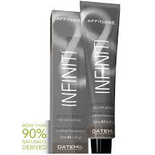 Black Through Grey To Platinum Shades Affinage Infiniti