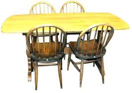 ercol dining table dining table image of dining table with four chairs dining room table dining