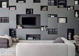 custom wall units cabinets makers and