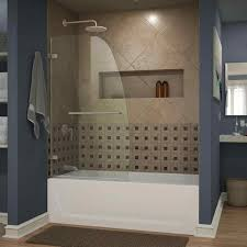 Cleaning Trackless Shower Doors — Cdbossington Interior Design