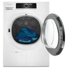 ventless stackable washer dryer. 4.3 Cu. Ft. 240 Volt White Compact Stackable Heat Pump Ventless Dryer Washer H