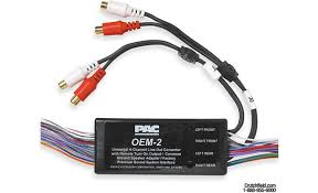 pac oem 2 universal factory sound system interface at crutchfield com pac oem 2 front