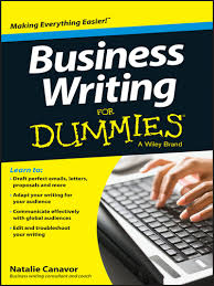 ebook business writing for dummies pdf