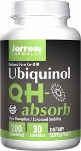 Jarrow Formulas Ubiquinol QH-absorb®, 200 mg ... - Fry's Food Stores