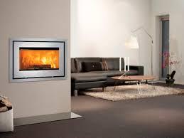 Wood Burning Fireplace: Wood Burning Fireplace Inserts Modern ~ Living Room  Inspiration