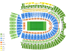 Osu Buckeye Stadium Seating Chart Maryland Terrapins At Ohio State Buckeyes Football Live At