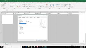 Calendar From Excel Data How To Make A Calendar In Excel