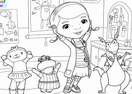 Printable Coloring Pages For Doc Mcstuffins Fresh Luxury Doc