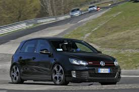 VW Golf GTI Mk VI acceleration times - AccelerationTimes.com