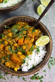 sweet potato recipes indian. Exellent Sweet Sweet Potato Chickpea And Spinach Coconut Curry And Potato Recipes Indian O