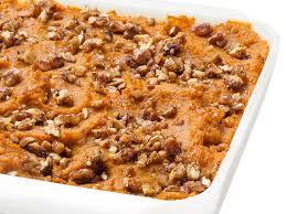 sweet potato casserole with marshmallows paula deen. Interesting Deen Sweet Potato And Pecan Casserole On Casserole With Marshmallows Paula Deen U