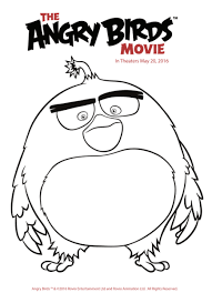 Small Picture Free Angry Birds Coloring Pages Printables Coloring Pages