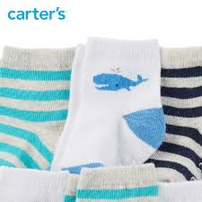 Carters Socks Size Chart Us 17 0 Carters 6 Pack Baby Children Kids Clothing Boy Crew Socks Cr04131 In Clothing Sets From Mother Kids On Aliexpress Com Alibaba Group