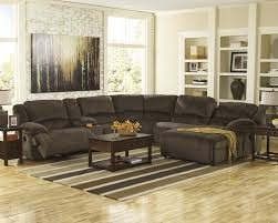 Living Room Furniture For Less Hero 6 Piece Reclining Sectional Dock86 Spend A Good Deal Less