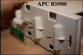apc rs900 ups getting inside apc rs900 removing top half of enclosure to get to circuit board