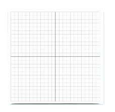 Math Grid Paper By Graph Paper Blank Coordinate Plane