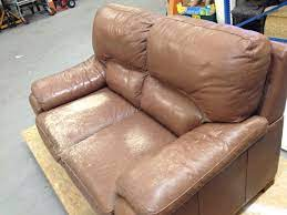 leather furniture upholstery repairs