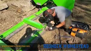 harbor freight sawmill. a major problem with the harbor freight sawmill - review, observations, \u0026 repair | redneck homestead youtube
