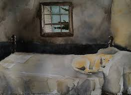 Photo 1 Of 12 Andrew Wyeth Master Bedroom Print #1 This Is A Fine Art  Poster Of Andrew Wyethu0027s