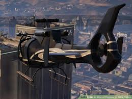 how to use a chopper in gta online 14 steps with pictures