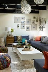 West Elm Living Room Gracie Mansion Redecoration