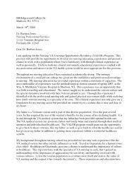 Cover Letter For Nurse Practitioner Job Resume Cover Letter Examples