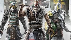 So began a millennium of conflict, a thousand years of war. For Honor Drops Split Screen