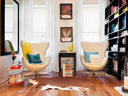 Interior Design Of Small Living Rooms Floor Planning A Small Living Room Hgtv