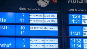 Aktuelle news und infos zu bahnstreiks in der übersicht sowie weitere infos zum tarifstreit zwischen der gdl und der deutschen bahn. Bahnstreik Aktuell Welche Zuge Ausfallen Entschadigung Und Alternativen