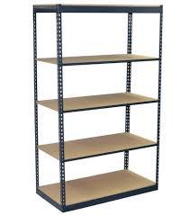 jaken 60x24x84 5 shelf 250 lb cap medium duty boltless shelving 3aw5 602484