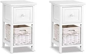Bedside Tables: Home & Kitchen - Amazon.co.uk