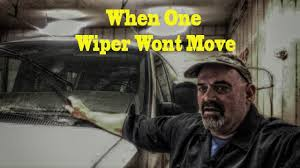 when one wiper doesn t work how to change a wiper arm