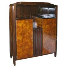 new art deco furniture. ART DECO CABINET By ANDRE SORNAY (1902-2000) New Art Deco Furniture N
