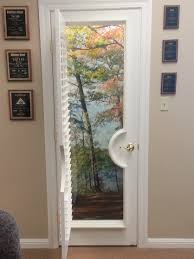 Door Window Cover Exterior Door With Window That Opens Home Design Ideas