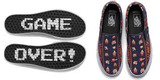 vans nintendo shoes. nintendo fans will geek out over vans\u0027 new shoe line vans shoes