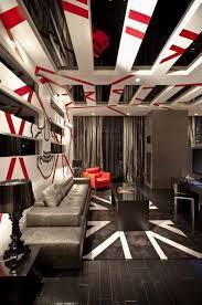 Bedroom: Cool Punk Rock Bedroom Designs - Punk Room