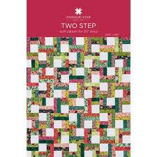 Two Step Quilt Pattern by MSQC - MSQC - MSQC — Missouri Star Quilt Co. & Two Step Quilt Pattern by MSQC Adamdwight.com