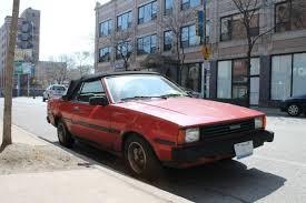 Curbside Classic: 1982 Toyota Corolla SR-5 Convertible By Matrix3 ...