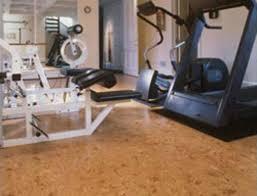 cork kitchen flooring. Cork Flooring In An Exercise Room Kitchen