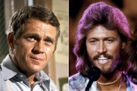 How Steve McQueen nearly stole Barry Gibb s wife New York Post