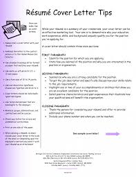 Cover Letter And Resume Letters Examples Templates How To Right